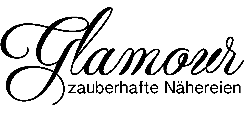 Glamour-zauberhafte Nähereien-Logo